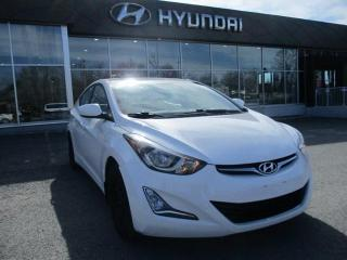 Used 2016 Hyundai Elantra GLS for sale in Ottawa, ON
