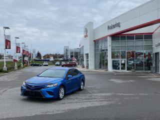 Used 2018 Toyota Camry SE for sale in Pickering, ON