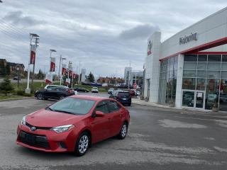 Used 2016 Toyota Corolla 4dr Sdn CVT LE for sale in Pickering, ON
