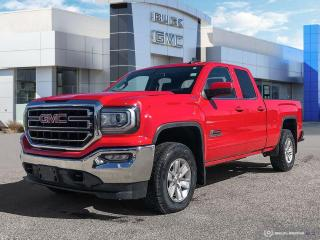 Used 2017 GMC Sierra 1500 SLE Double Cab | 4WD | 5.3L V8 for sale in Winnipeg, MB