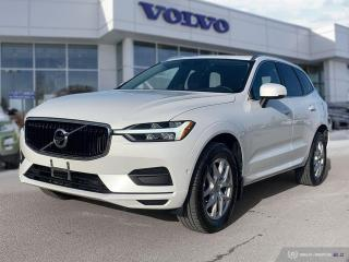 Used 2018 Volvo XC60 T5 Momentum Vision and Convenience for sale in Winnipeg, MB