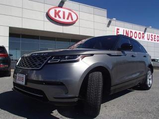 Used 2018 Land Rover Range Rover Velar RANGE ROVER VELAR D180 S for sale in Nepean, ON