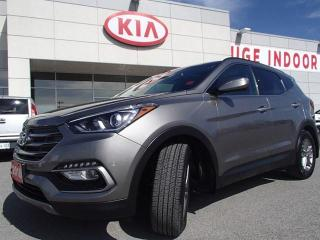 Used 2018 Hyundai Santa Fe Sport HYUNDAI SANTA FE LUXURY for sale in Nepean, ON