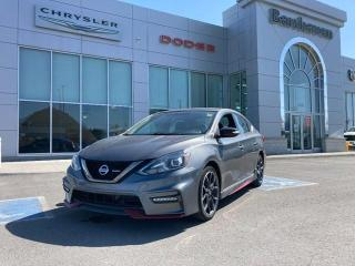 Used 2017 Nissan Sentra 1.6 SR Turbo for sale in Ottawa, ON