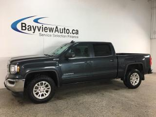 Used 2018 GMC Sierra 1500 SLE - 4X4! HITCH! REVERSE CAM! ALLOYS! + MORE! for sale in Belleville, ON