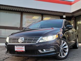 Used 2013 Volkswagen Passat CC Highline V6 3.6L 4Motion! | NAVI | DYNAUDIO for sale in Waterloo, ON