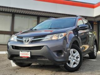 Used 2015 Toyota RAV4 LE Backup Camera | Heated Seats | Bluetooth for sale in Waterloo, ON