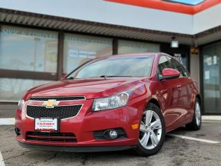 Used 2014 Chevrolet Cruze DIESEL | LEATHER | BACKUP CAMERA | HEATED SEATS for sale in Waterloo, ON
