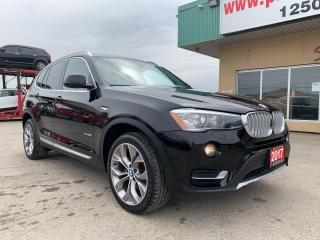 Used 2017 BMW X3 xDrive28i ACCIDENT FREE! | ONTARIO VEHICLE! for sale in Bolton, ON