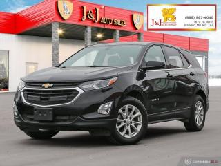 Used 2018 Chevrolet Equinox 1LT AWD, Loaded , Nice little SUV for sale in Brandon, MB