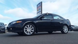 Used 2006 Acura TSX for sale in Brandon, MB