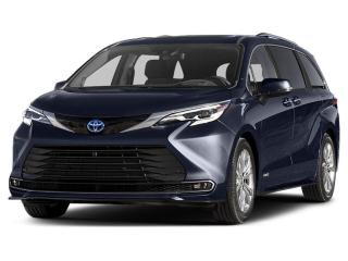 New 2021 Toyota Sienna Limited 7-Passenger for sale in Hamilton, ON
