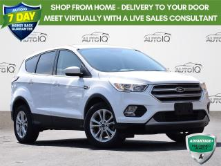 Used 2017 Ford Escape SE | FWD | 1.5 L| AUTOMATIC | ONE OWNER for sale in Waterloo, ON
