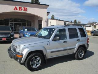 Used 2004 Jeep Liberty sport 4wd for sale in Grand Forks, BC