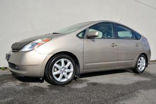 Used 2008 Toyota Prius Premium with Navigation Package for sale in Vancouver, BC