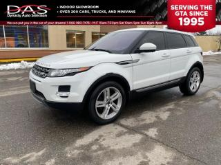 Used 2015 Land Rover Evoque PURE AWD NAVIGATTION/REAR CAMERA/PANO ROOF for sale in North York, ON