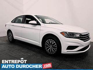 Used 2020 Volkswagen Jetta Comfortline - Apple/Android - Bluetooth - for sale in Laval, QC
