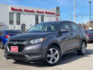 Used 2017 Honda HR-V LX  - Bluetooth - Rear camera - Heated Seats for sale in Mississauga, ON