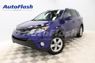Used 2014 Toyota RAV4 XLE AWD *BLUETOOTH *CAMERA *TOIT-OUVRANT/SUNROOF for sale in Saint-Hubert, QC