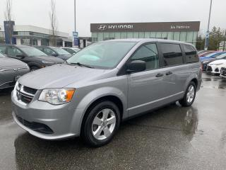 Used 2017 Dodge Grand Caravan CVP/SXT, 1 Owner and Local for sale in Port Coquitlam, BC