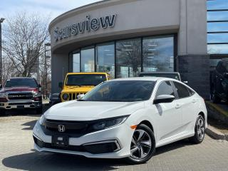 Used 2019 Honda Civic SEDAN LX for sale in Scarborough, ON