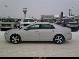 Used 2010 Chevrolet Malibu LT for sale in Lloydminster, SK