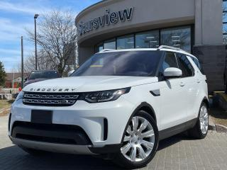 Used 2017 Land Rover Discovery Td6 HSE for sale in Scarborough, ON