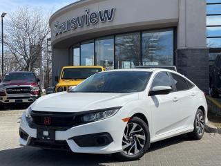 Used 2018 Honda Civic Sedan EX for sale in Scarborough, ON