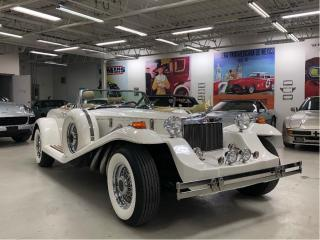 Used 1994 Excalibur Roadster for sale in Paris, ON