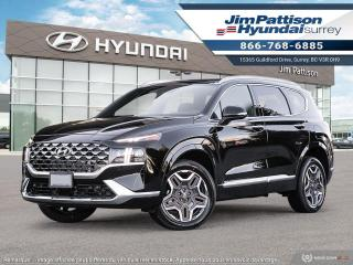 New 2021 Hyundai Santa Fe Ultimate Caligraphy for sale in Surrey, BC