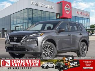 New 2021 Nissan Rogue S for sale in Medicine Hat, AB