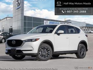 New 2021 Mazda CX-5 GS for sale in Thunder Bay, ON