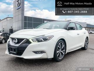 Used 2017 Nissan Maxima SL for sale in Thunder Bay, ON