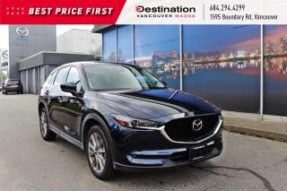Used 2019 Mazda CX-5 GT-Fully loaded, local, non smoker, CPO incentives for sale in Vancouver, BC