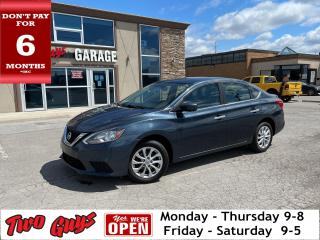 Used 2017 Nissan Sentra 1.8 SV Luxury   Nav   Sunroof   Auto   Wow Kms   for sale in St Catharines, ON