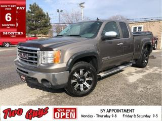 Used 2013 GMC Sierra 1500 SL Nevada Edition | Local Trade | ION Alloys | Run for sale in St Catharines, ON