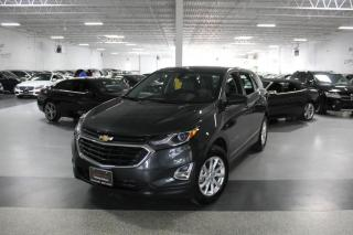Used 2018 Chevrolet Equinox LS NO ACCIDENTS I REAR CAM I CARPLAY I REMOTE STARTER I BT for sale in Mississauga, ON
