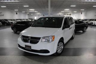 Used 2018 Dodge Grand Caravan SE NO ACCIDENTS I REAR CAM I POWER OPTIONS I KEYLESS ENTRY for sale in Mississauga, ON