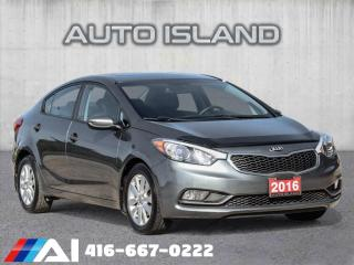 Used 2016 Kia Forte LX PLUS**AUTOMATIC**SUNROOF for sale in North York, ON