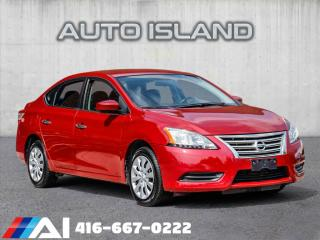 Used 2014 Nissan Sentra SV **AUTOMATIC**LOW KMS!! for sale in North York, ON