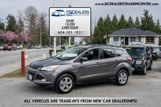 Used 2013 Ford Escape 4WD SE, New Bodystyle, No Declarations, Navi, Bluetooth! for sale in Surrey, BC
