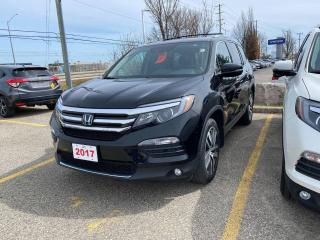 Used 2017 Honda Pilot Touring for sale in Waterloo, ON