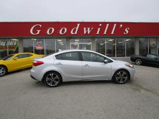 Used 2015 Kia Forte CLEAN CARFAX! for sale in Aylmer, ON