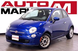 Used 2012 Fiat 500 Pop Certified!Alloys!WeApproveAllCredit! for sale in Guelph, ON