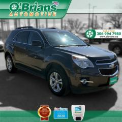 Used 2013 Chevrolet Equinox LT w/AWD, Backup Camera, Cruise, Air Conditioning for sale in Saskatoon, SK