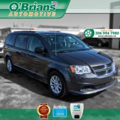 Used 2017 Dodge Grand Caravan SXT for sale in Saskatoon, SK