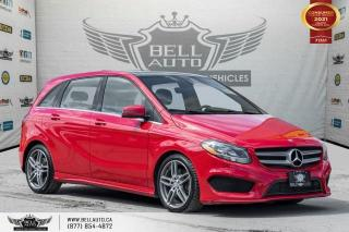 Used 2017 Mercedes-Benz B-Class B 250 Sports Tourer, AWD, AMG PKG, NAVI, PANO, REAR CAM, B.SPOT for sale in Toronto, ON