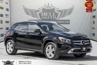 Used 2016 Mercedes-Benz GLA 250, AWD, NAVI, B.SPOT, PANOROOF, BLUETOOTH for sale in Toronto, ON