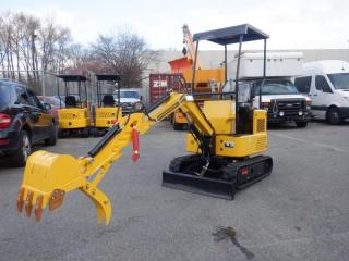 Used 2021 Cael R325bt Mini Excavator for sale in Burnaby, BC