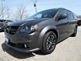 Used 2018 Dodge Grand Caravan GT | Navigation | DVD | Heated Seats for sale in Essex, ON